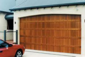 Wooden Garage Doors Richmond